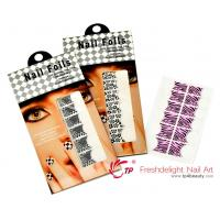 Buy cheap French nail foil sticker from wholesalers