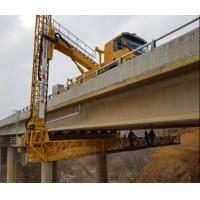 Buy cheap 8x4 Bridge Inspection Vehicle Euro III/IV 22M With Arm And FAW Chassis product