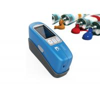 Buy cheap 60° Test Angle Tri Gloss Meter 0 - 40℃ Working Temperature High Stability from wholesalers