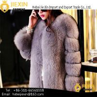 Buy cheap Women Coats Winter Ombre Clothing Ladies Faux Fur Coats from wholesalers