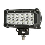 Buy cheap 36W SUV/UTV Waterproof Driving Light Bar LED Car Work Light from wholesalers