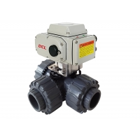 Buy cheap 220VAC PVC Control Valve from wholesalers