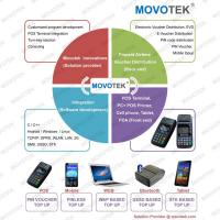 Buy cheap Movotek Electronic Voucher Distribution Platform along with Airtime Vending Machines Integration from wholesalers