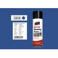Buy cheap Grade 2 Flexibility Survey Marking Paint Shifeng Blue Color For Timber from wholesalers