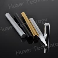 Buy cheap 2 ml silver aluminum teeth whitening pen from wholesalers