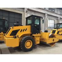 Buy cheap 8 T Full - Hydraoulic Vibratory Road Roller CLG610H SR10P Work With Sheep Foots product
