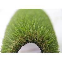 Buy cheap 35MM Natural Looking Garden Outdoor Artificial Turf  For Lawns / Children Playground from wholesalers