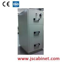 Buy cheap Fire Resistance Cabinet, High tech vertical data cabinet,security filling cabinet from wholesalers