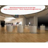 Buy cheap Round display table and counters fashion design with in Mobile phone shop from wholesalers