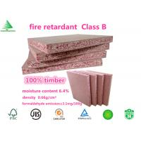 Buy cheap New product in China Market plain timber type fire resistant particle board for furniture and decorat from wholesalers