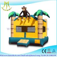 Buy cheap Hansel top sale funny bounce house rental dallas for children from wholesalers