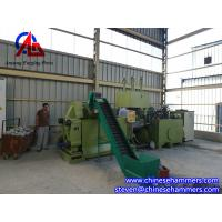 Buy cheap steel scrap press,chip compactor,aluminum scraps recycling,iron chips press from wholesalers