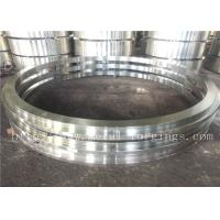 China DIN1.4923 Forged Steel Rings Turbine Guide Ring Forging Blanks Rough Machining on sale