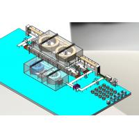 Buy cheap High Efficiency Hamburger Press Forming Processing Production Line from wholesalers