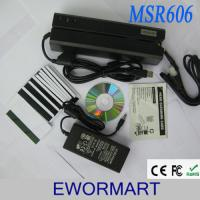 Buy cheap 2017 msr606 msr 606 magnetic stripe card reader manufacturer from wholesalers