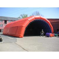 Buy cheap new design inflatable tunnel tent/ new design inflatable sports tent with hat shape/ inflatable car tent  from wholesalers