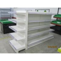 Buy cheap Epoxy Powder Coating Hanging Tool Rack , Alkali - Resisiting Workshop Racking System from wholesalers