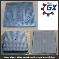 Buy cheap ductile cast iron square manhole cover from wholesalers
