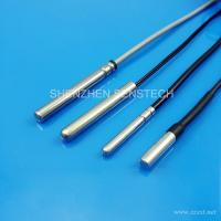 Buy cheap Stainless Steel Probe RTD PT100 ,PT500,PT1000 Temperature Sensor from wholesalers