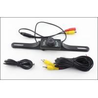 Buy cheap Universal License plate screw hole camera 12V DC license plate backup camera product