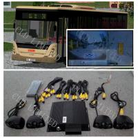 Buy cheap 360  Degree Around View Monitor For The Bus Camera System keep The Bus Safty In Everytime from wholesalers