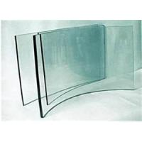 Buy cheap Cutting 3mm, 10mm thickness chemically toughened safety glass for building from wholesalers