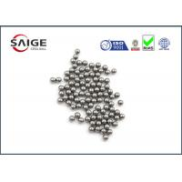 Buy cheap Miniature 2.5mm G10 Chrome Bearing Hardened Steel Balls For Automotive Industry product