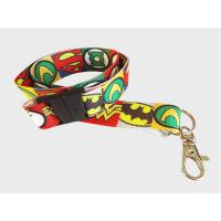 Buy cheap Lobster Claw Lanyard, Neck Lanyard with Keyring, keyring lanyard from wholesalers