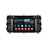 Buy cheap Android DVD Player Toyota Auris GPS Navigation Rearview Camera Input SWC TV from wholesalers