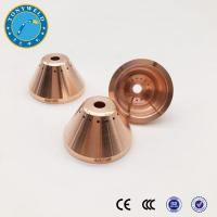 Buy cheap 420168 Shield 420158 Nozzle Hypertherm Consumables For Plasma Powermax 125 from wholesalers