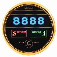 Buy cheap hotel doorbell , display room number, touch-screen from wholesalers
