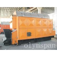 Buy cheap High Efficiency Fuel Oil Fired Steam Boiler Heat Exchanger For Industrial from wholesalers