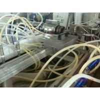 Buy cheap Ultraviolet - Proof PC Pp Hollow Sheet Extrusion Line Cross Section Plate Making from wholesalers
