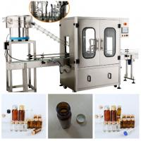 Buy cheap Fast Speed Linear Capping Machine Locking Cap Machine Simple Operation from wholesalers