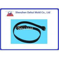 Buy cheap ROHS Silicone Rubber Parts Overmolding Metal Part Inside For Electric Connector from wholesalers