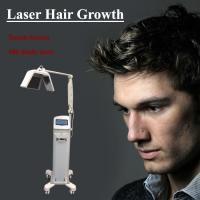 Buy cheap 3 Year warranty laser hair growth machine CE approved laser comb for hair growth multi-function laser hair growth from wholesalers