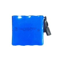 Buy cheap Pollution Free 7.4V 8000mAh Sony 18650 Lithium Ion Battery product