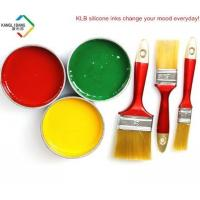 Buy cheap Abrasion Resistance Silicone Silkscreen Printing Ink (Silicone Pad Printing Ink) from wholesalers