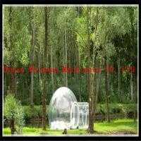 Buy cheap Transparent Pvc And Colorful Pvc inflatable snow globe/ outdoor inflatable dome tent 4M Size from wholesalers