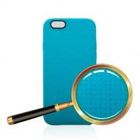 Buy cheap Skyblue Slim Armor TPU Gel Case For Iphone 6 Soft Anti Scratch Cover from wholesalers