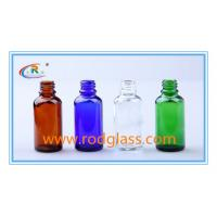Buy cheap 30ml Amber glass bottle for essential oil from wholesalers