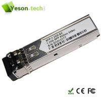 Buy cheap 1.25G SFP Transceiver compatible Cisco GLC-SX-MM SFP Module from wholesalers
