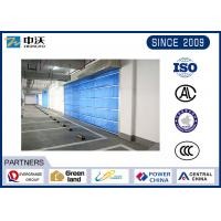 Buy cheap Folding Lifting Type Fireproof Roller Shutters High Environment Protection Level from wholesalers
