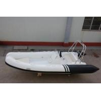Buy cheap Rigid Hull Fiberglass Inflatable Boat/Rib Boat/Inflatable Fishing Boat (RIB580) from wholesalers