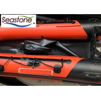 Buy cheap 6 Person Fishing Roll Up Inflatable Boat Length 380cm With Fishing Rod Holder from wholesalers