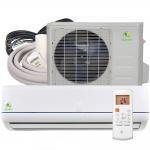 Buy cheap Auto Restart 18000 BTU Split Air Conditioner Remote Control 2.5 * 3 Plug Type from wholesalers
