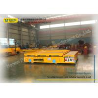 China Produce Line Battery Powered Cart Unlimited Running Distance Low Noise on sale