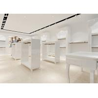 Buy cheap European Style Children'S Store Fixtures / Apparel Store Fixtures Environmental Material from wholesalers