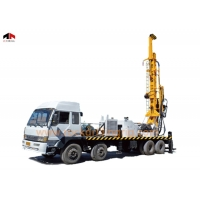 Buy cheap Diesel Truck Mounted 1000m Hydraulic Drilling Rig from wholesalers