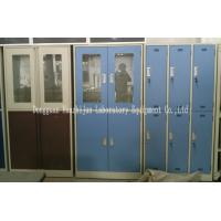 Buy cheap Lockable Corrosive Storage Cabinets With Doors / DTC Hinges Acid Resistance from wholesalers